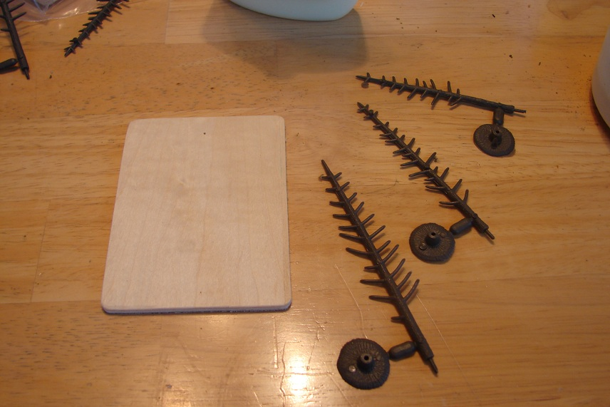 15mm arctic terrain tree stand tutorial the redoubt. Black Bedroom Furniture Sets. Home Design Ideas